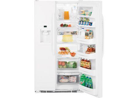 GE - GSS25QGTWW - Side-by-Side Refrigerators