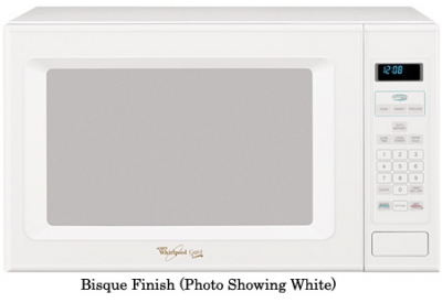 Countertop Microwave Bisque : Whirpool GT4175SPT Bisque Countertop Microwave - GT4175SPT