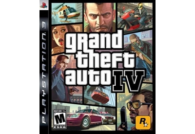 Sony - GrandTheftAuto4 - Video Games