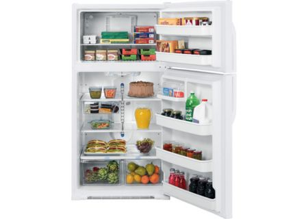 GE - GTH21KBXWW - Top Freezer Refrigerators