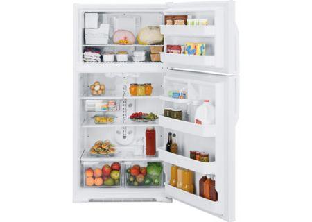 GE - GTH21KCXWW - Top Freezer Refrigerators