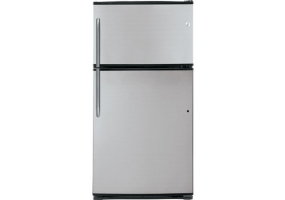 GE - GTH21SBXSS - Top Freezer Refrigerators