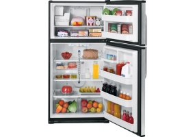 GE - GTH21SCXSS - Top Freezer Refrigerators