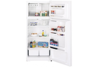 GE - GTR18BBSWW - Top Freezer Refrigerators
