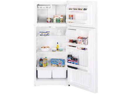 GE - GTR18BBSWW - Top Freezer Refrigerators