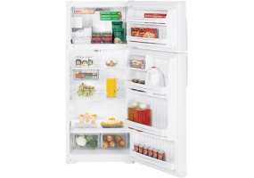 GE - GTS18GCSWW - Top Freezer Refrigerators