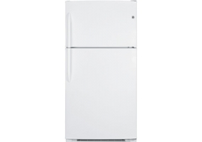 GE - GTS21KBXWW - Top Freezer Refrigerators