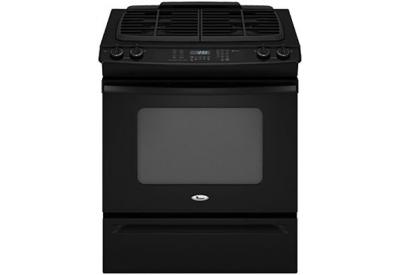 Whirlpool - GW397LXUB - Slide-In Gas Ranges