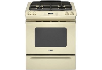 Whirlpool - GW397LXUT - Slide-In Gas Ranges