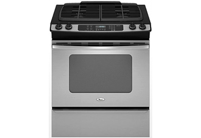 Whirlpool - GW397LXUS - Slide-In Gas Ranges