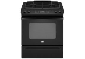 Whirlpool - GW399LXUB - Slide-In Gas Ranges
