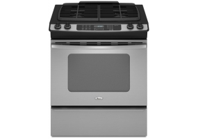 Whirlpool - GW399LXUS - Slide-In Gas Ranges