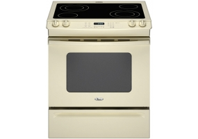 Whirlpool - GY397LXUT - Slide-In Electric Ranges
