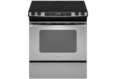 Whirlpool - GY397LXUS - Slide-In Electric Ranges