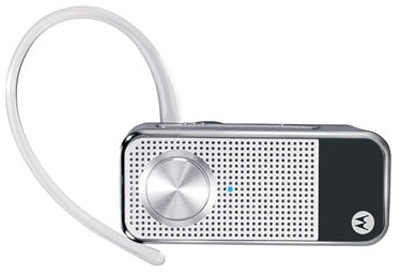 Motorola - H12 - Hands Free Headsets Including Bluetooth