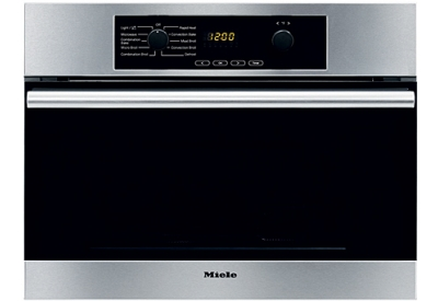 Miele - H4042BM - Single Wall Ovens