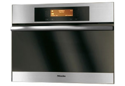 Miele - H4080BM - Single Wall Ovens