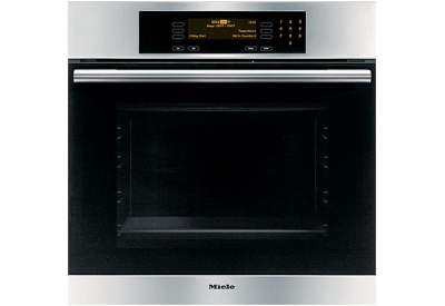 Miele - H4682BSS - Single Wall Ovens
