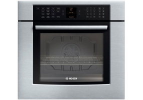 Bosch - HBL8450UC - Built-In Single Electric Ovens