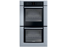 Bosch - HBL8650UC - Built-In Double Electric Ovens