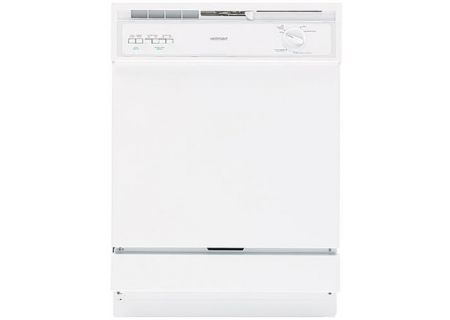 GE - HDA3500NWW - Dishwashers