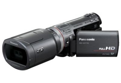 Panasonic - HDC-SDT750K - Camcorders & Action Cameras