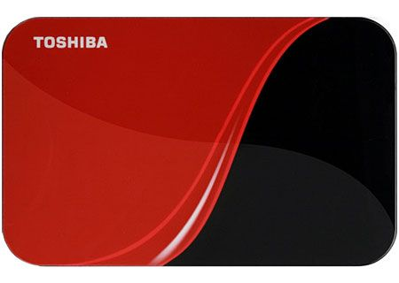 Toshiba - HDDR640E04XR - External Hard Drives