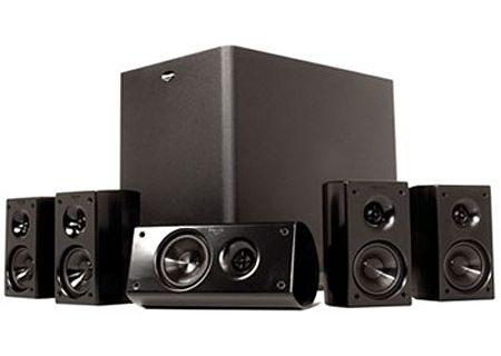 Klipsch - HDT300B - Home Theater Speaker Packages
