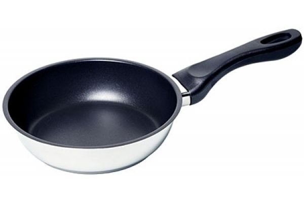 """Large image of Bosch 8"""" Stainless Steel Pan - HEZ390210"""