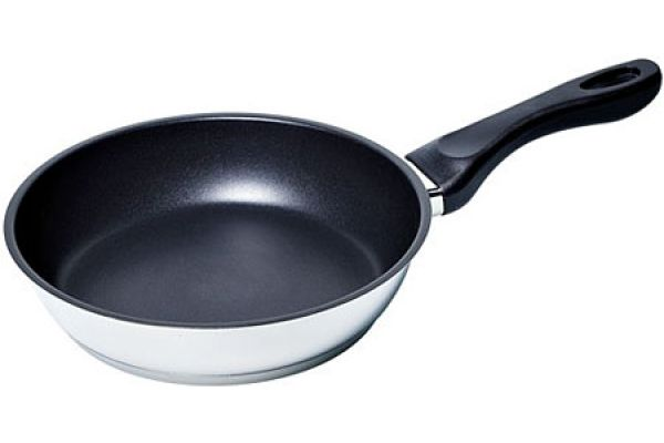 """Large image of Bosch 9"""" Stainless Steel Pan - HEZ390220"""