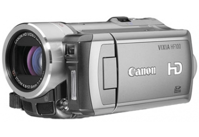 Canon - HF100 - Camcorders