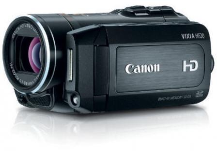 Canon - Vixia HF20 - Camcorders & Action Cameras