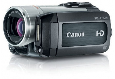 Canon - HF200 - Camcorders