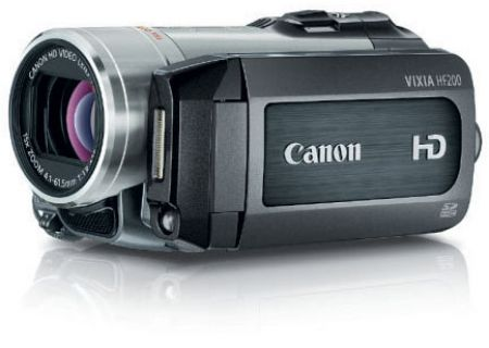 Canon - HF200 - Camcorders & Action Cameras