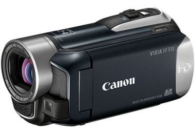 Canon - HFR10B - Camcorders & Action Cameras