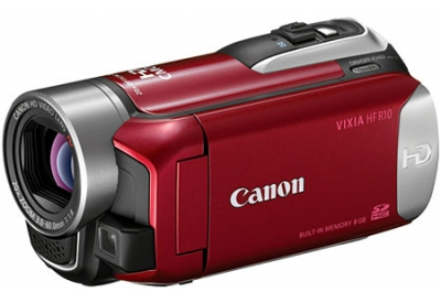 Canon - HFR10R - Camcorders