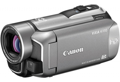 Canon - HFR10S - Camcorders & Action Cameras