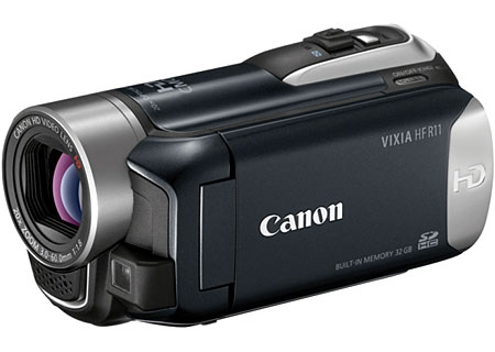 Canon - HFR11 - Camcorders & Action Cameras