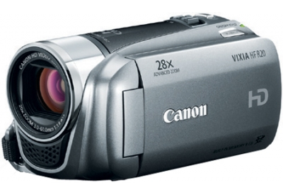 Canon - HFR20SIL - Camcorders & Action Cameras