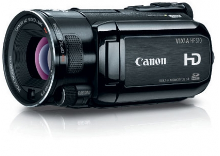 Canon - HFS10 - Camcorders & Action Cameras