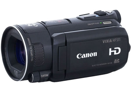 Canon - HFS11 - Camcorders & Action Cameras