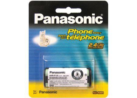 Panasonic - HHR-P105A - Cordless Phone Rechargeable Batteries