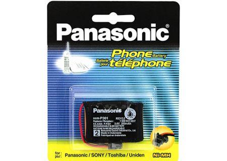 Panasonic - HHR-P301PA - Cordless Phone Rechargeable Batteries