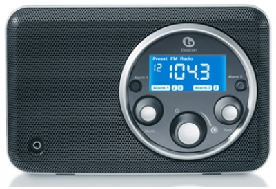 Boston Acoustics - SOLO - Clocks & Personal Radios