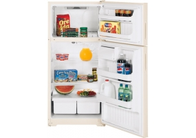 GE - HTR17BBSLCC - Top Freezer Refrigerators