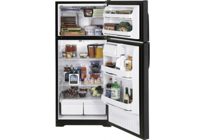GE - HTS17CBTBB - Top Freezer Refrigerators