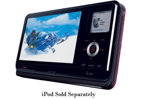 iLuv - I1155 - Portable DVD Players