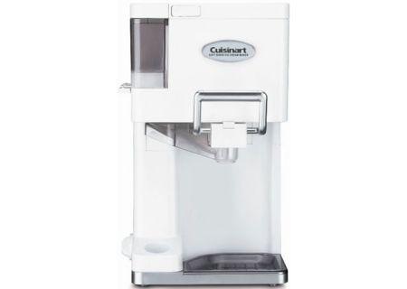 Cuisinart White Ice Cream Maker - ICE-45