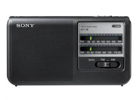 Sony - ICF-38 - Radios