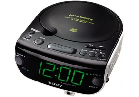 Sony - ICF-CD815 - Clock Radios